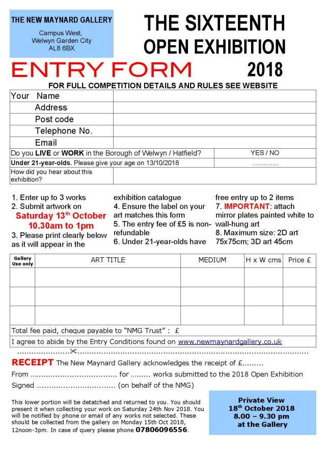 NMG 2018 OPEN Exhibition entry form B100pc-page-001